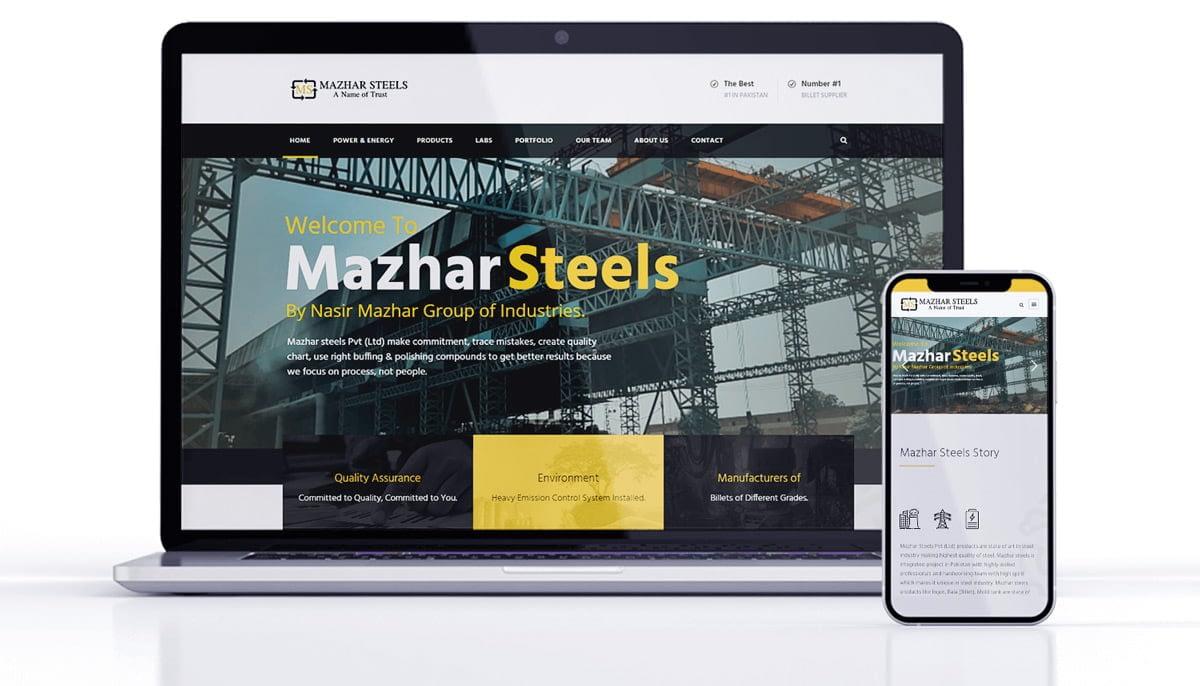 mazhar-steels